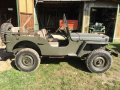 Ford GPW 1944 Barn Find