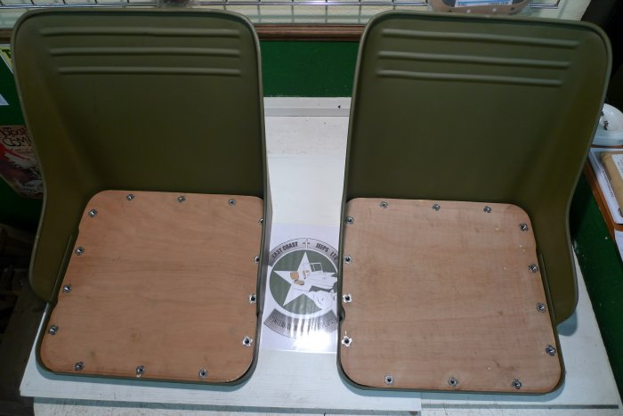 Ford Gp Front Seats Spares Milweb Classifieds
