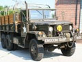 1973 AM General Army Troop/Cargo 2 1/2 Ton Truck Deuce and a half M35A2C