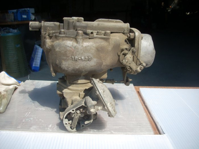 Holley Carburetor Carb 885 JJSG 7375469 IH White Truck Military