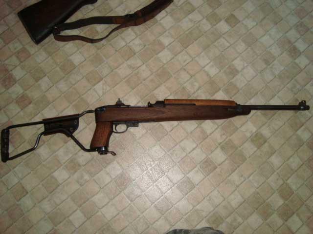 m1a1 carbine