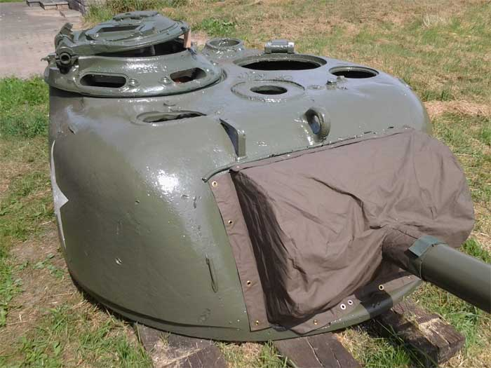 Sherman turret for sale or exchange