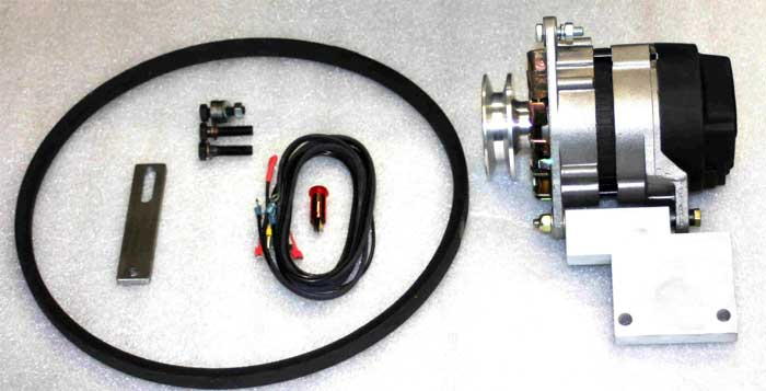 Alternator Conversion Kits 12v or 24v