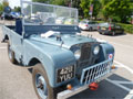 1951 Ex R.A.F Series one Land Rover