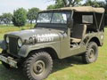 1957 Willys M38A1 Jeep
