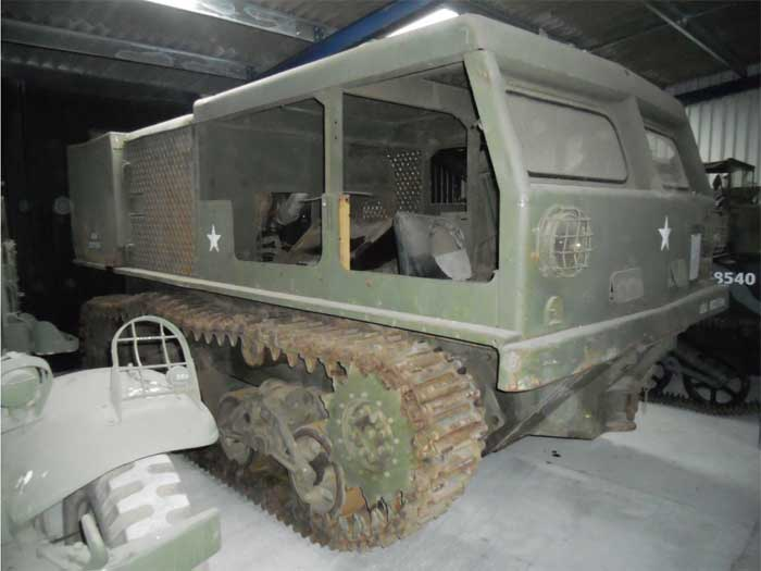 Tracks For Vehicles >> M4 High Speed Tractor - Armour and Tracked Military Vehicles - MILWEB CLASSIFIEDS