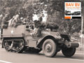 Superb fully overhauled IHC Half-track M5 Personnel carrier 1943-04