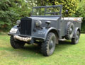 Replica Horch Command Car
