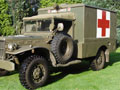 Dodge WC64 KD Ambulance