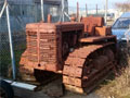 WW2 International TD9 Tractor Project