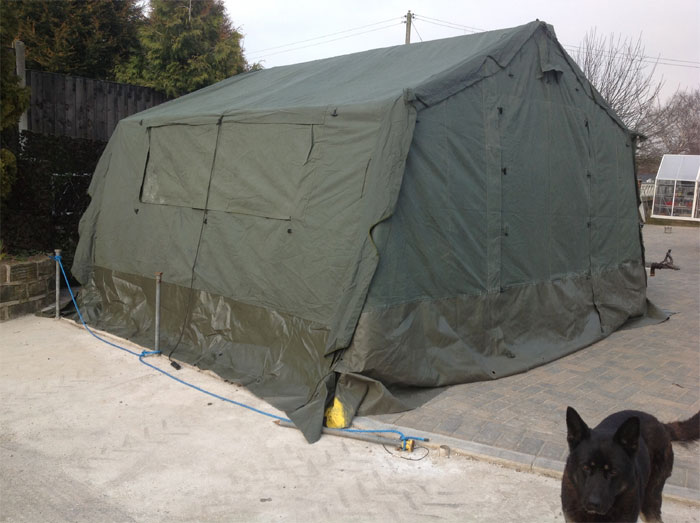 12 x 12 Military Tent