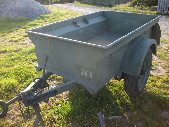 Willys Jeep Trailer Trailers And Towed Military