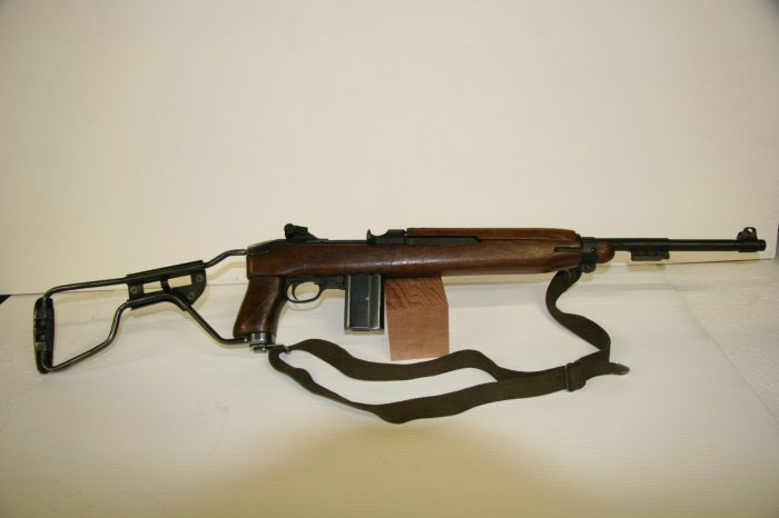 Paratrooper Folding Stock M2 Carbine , Extremely Rare