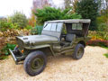 Jeep Hotchkiss M201 Manufactured 1963