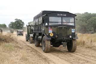 AEC Matador camion Matadorguntractors