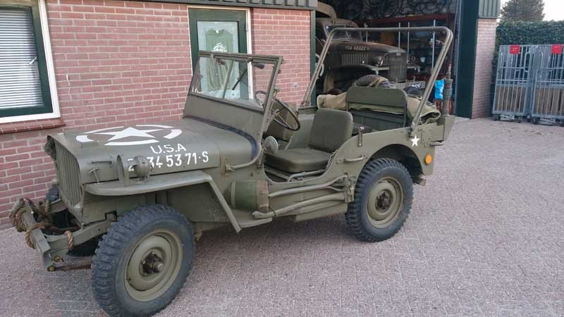 1943 Willys Mb Jeep Wily For Sale Jeep For Sale G503 Military