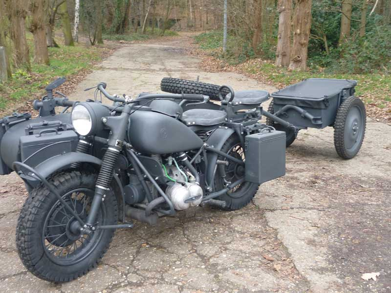 bmw r75 with sidecar. Black Bedroom Furniture Sets. Home Design Ideas