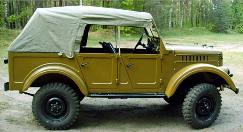 Gaz Vehicle Collection For Sale