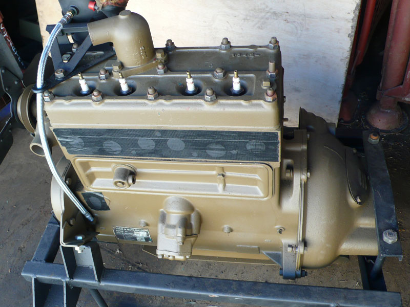 Jeep Engines Ww2 Ford And Willys Hotchkiss M201