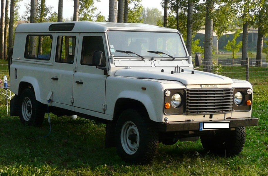 1990 Land Rover Defender 130 full Station Wagon