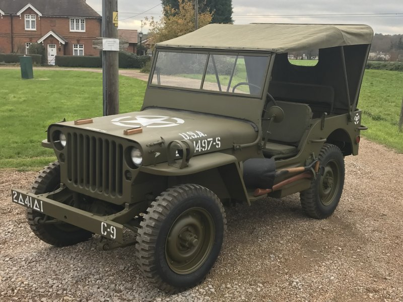 1944 willys mb jeep. Black Bedroom Furniture Sets. Home Design Ideas