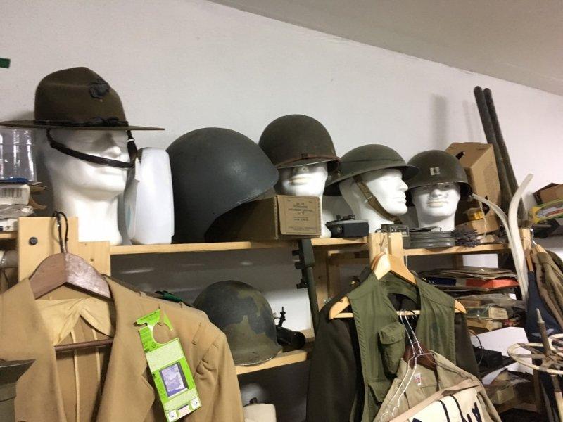 US WWII Militaria