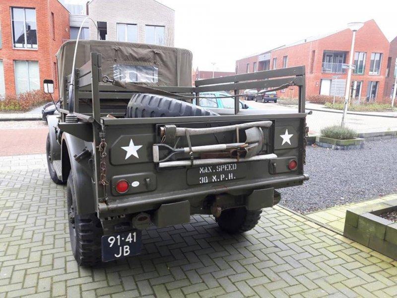 1966 M37 Dodge