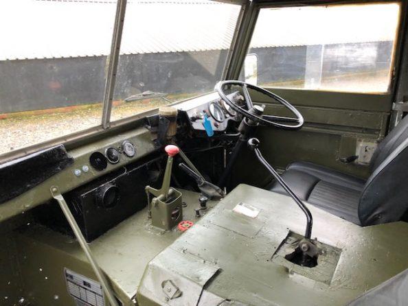 Land Rover ® 101 Forward Control RHD 12v (KDD)